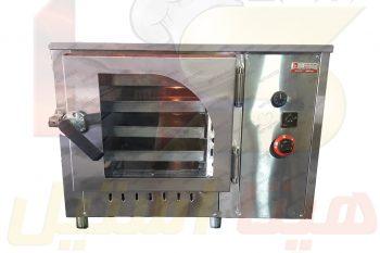 دستگاه فر شیرینی پزی هپتا استیل